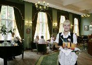 отель Victoria: Ресторан