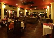 отель Victoria Hoi An Beach Resort & Spa Hotel: Ресторан