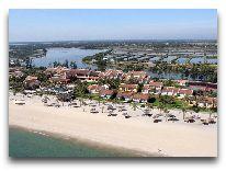 отель Victoria Hoi An Beach Resort & Spa Hotel: Вид на отель сверху