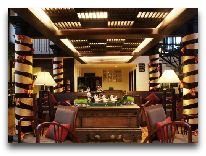 отель Victoria Hoi An Beach Resort & Spa Hotel: Лобби