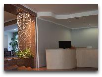 отель Виктория: Reception