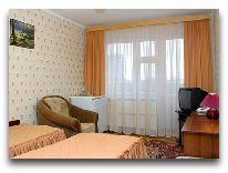 отель Виктория: Двухместный стандартный номер с кондиционером