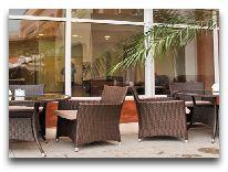 отель Виктория: Летнее кафе
