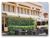 отель Виктория: Открытая веранда