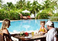 отель Victoria Phan Thiet Resort & Spa: Ресторан La paillotte