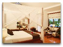 отель Victoria Phan Thiet Resort & Spa: Pool villa - спальня