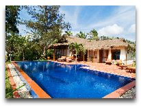 отель Victoria Phan Thiet Resort & Spa: Pool villa