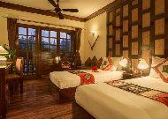 отель Victoria Sapa Resort: Deluxe room