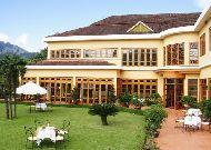 отель Victoria Sapa Resort: Внутренний двор отеля