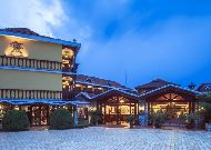 отель Victoria Sapa Resort: Фасад отеля