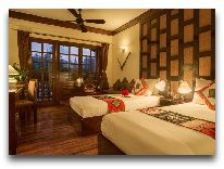 отель Victoria Sapa Resort: Deluxe room