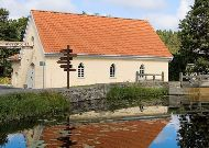 отель Vihula Manor Country Club & Spa: Водяная мельница