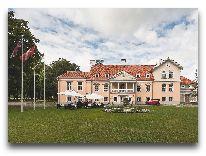 отель Vihula Manor Country Club & Spa: Главное здание усадьбы