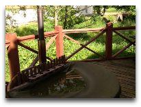 отель Vihula Manor Country Club & Spa: Беседка с местом для гриля