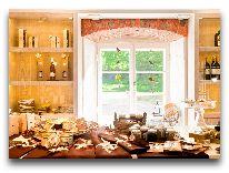 отель Vihula Manor Country Club & Spa: Кафе на водяной мельнице