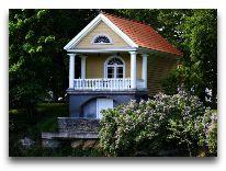 отель Vihula Manor Country Club & Spa: Чайный домик