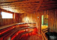 отель Tallinn Viimsi SPA: Дровянная сауна
