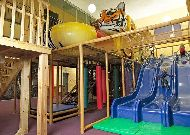 отель Tallinn Viimsi SPA: Детский центр, горки