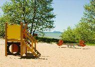 отель Tallinn Viimsi SPA: Детский уголок на пляже