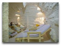отель Tallinn Viimsi SPA: Соляная пещера
