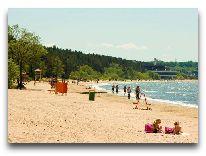 отель Tallinn Viimsi SPA: Пляж