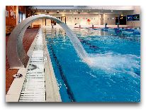 отель Tallinn Viimsi SPA: Плавательный бассейн