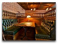 отель Tallinn Viimsi SPA: Бар- ресторан Black Rose второй этаж