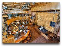 отель Tallinn Viimsi SPA: Вид со второго этажа