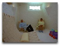 отель Viiking: Соляная камера