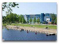 отель Viiking: Оборонительный ров