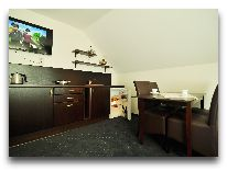 отель Vila Baltia: Двухкомнатные апартаменты 302