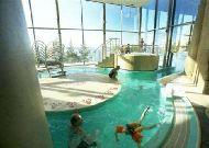 отель Vildmarkshotellet Kolmården: Водный центр