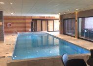 отель Vildmarkshotellet Kolmården: Спа центр