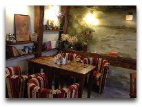 отель Vilhelmine: Ресторан