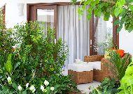 отель Villa Aria Muine Resort: Garden Deluxe room - терраса