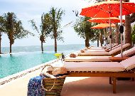 отель Villa Aria Muine Resort: Бассейн