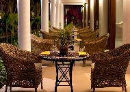 отель Villa Aria Muine Resort: Терраса ресторана