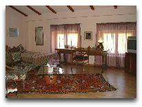 отель Villa Delenda: Номер Suite
