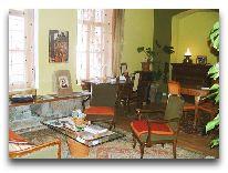 отель Villa Delenda: Ресепшен