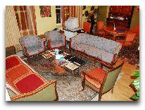 отель Villa Delenda: Гостиная