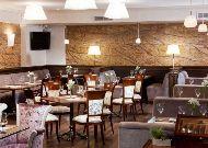 отель Вилла Елена: Ресторан Горацио