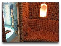 отель Вилла «Гламур»: Сауна