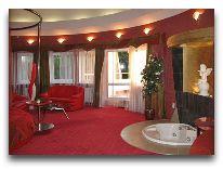 отель Вилла «Гламур»: Номер Люкс