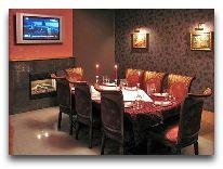отель Вилла «Гламур»: Ресторан