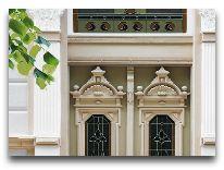 отель Villa Jana: Вход в отель