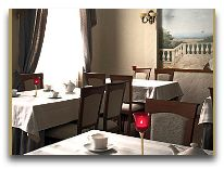 отель Villa Jana: Каминный зал