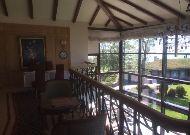 отель Villa Mary: Внутренний балкон