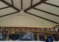 отель Villa Mary: Балкон в ресторанном зале