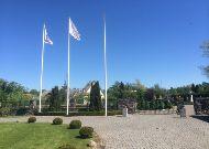 отель Villa Mary: Флаги перед виллой Mary
