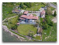 отель Villa Mary: Вид на виллу Мери сверху
